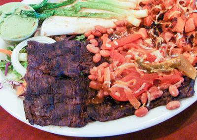 Fiesta Garibaldi Delicious Mexican Food